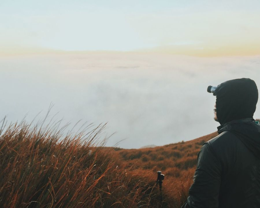 Hiking Vscocam MtPulag Traveling