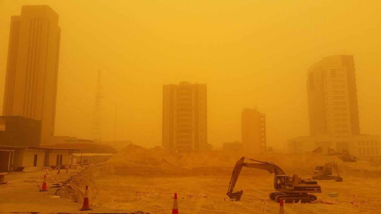 Original photo.. Kuwait City Kuwaitrain