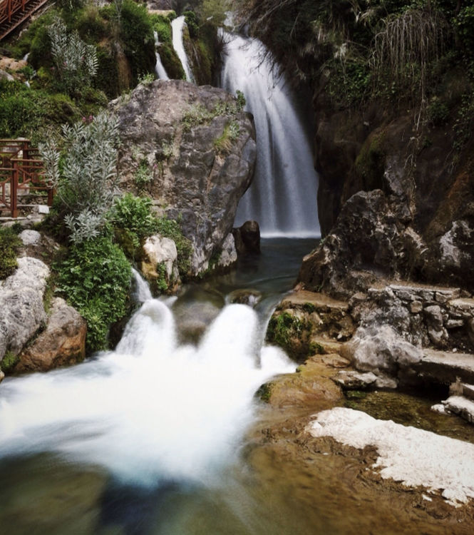 Nature at Les Fonts De L'Algar by manzapol