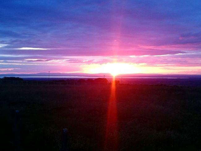Open Edit Enjoying The Sights Sunset Silhouettes EyeEm Gallery Northern Ireland Ireland🍀 Blackmountain