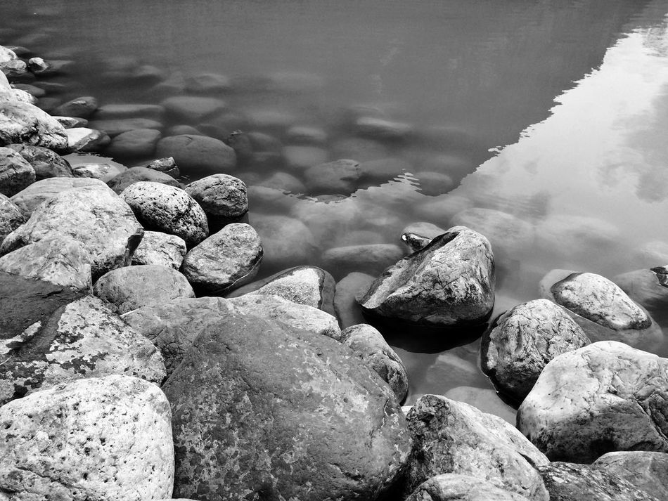 Simplicity Minimalism The Minimals (less Edit Juxt Photography) Blackandwhite Water_collection Nature Lake Louise,Alberta Lake Louise  Simple Things In Life Shades Of Grey