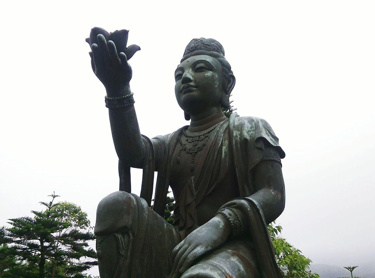 Hong Kong HongKong Tian Tan Buddha Tian Tan Tian Tan Buddha (Giant Buddha) 天壇大佛 Buddhist Temple Buddha Temple Tourist Tourist Attraction