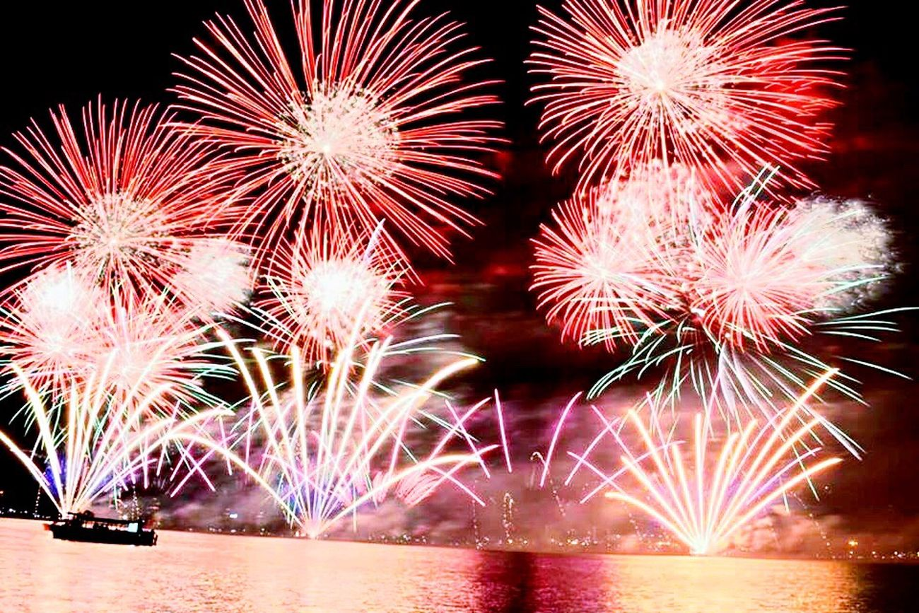 Skyfire2015 I Love Fire Works!