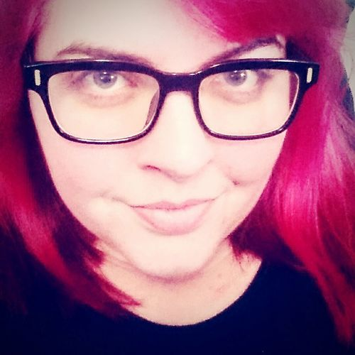 Eyeglasses  Portrait Young Adult Happiness Smiling One Person Hello World HelloEyeEm Its All About The Confidence Bright Colours Make Me Happy Colour Explosion Takenothingbutpictures Greeneyedgirl Purplehairdontcare Pinkhairdontcare Attitudeisback Foundmysasse EyesAreTheWindowToTheSoul Gooddaystartswithgoodattitude Bad Days End, But A Smile Can Go Around The World. Chronicpainwarrior Chronicillness Chronic Illness Is A Hard Fight Happy Moments Take Nothing But Pictures
