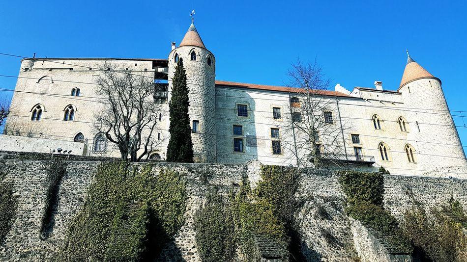 Architecture Museum Grandson Suisse