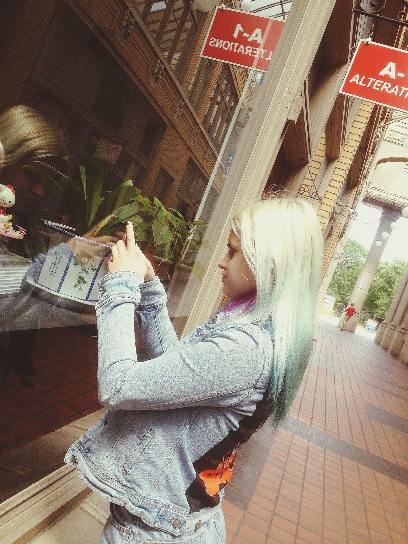 Taking Photos Of People Taking Photos