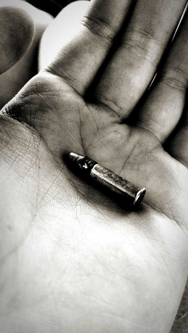 Bullet Dirty Hands Beach B&w Photography Black And White Sepia_collection Five Fingers