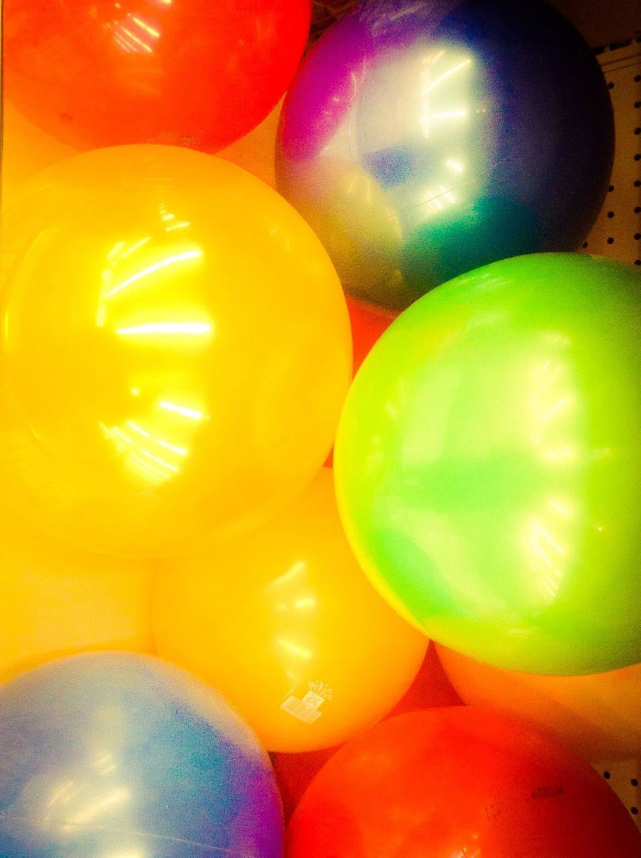 Balls Colorful My Balls.