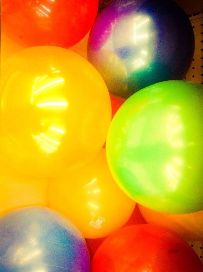 Balls Colorful My Balls.