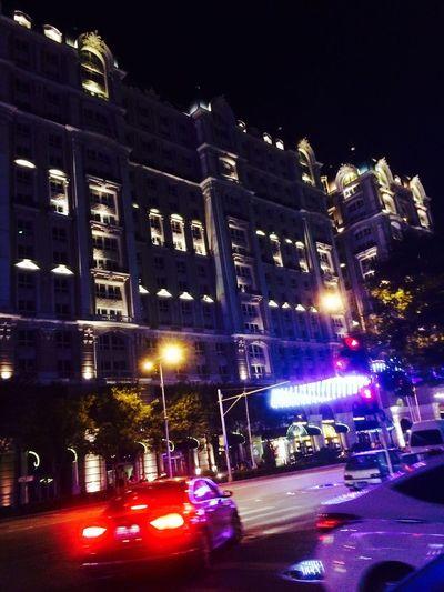 Night Hotel Beijing