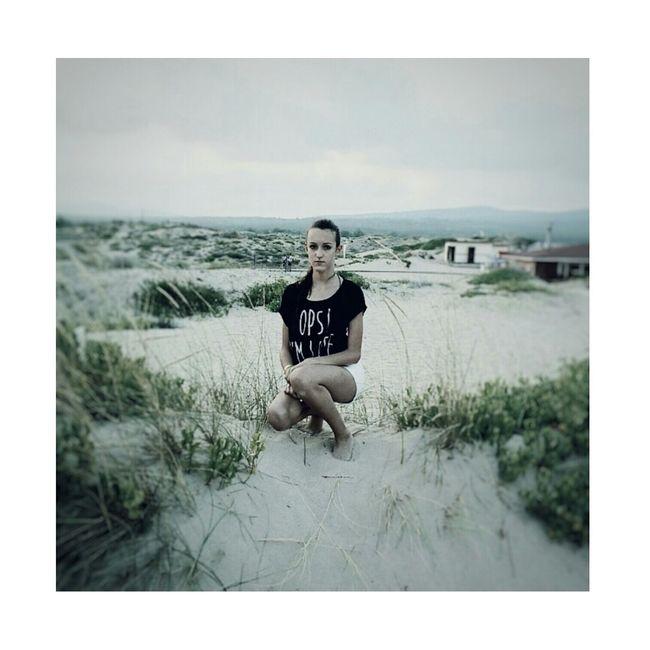 Bulgaria Enjoyingsummer Bythesea Nature Primorsko Sand Scenery Girl