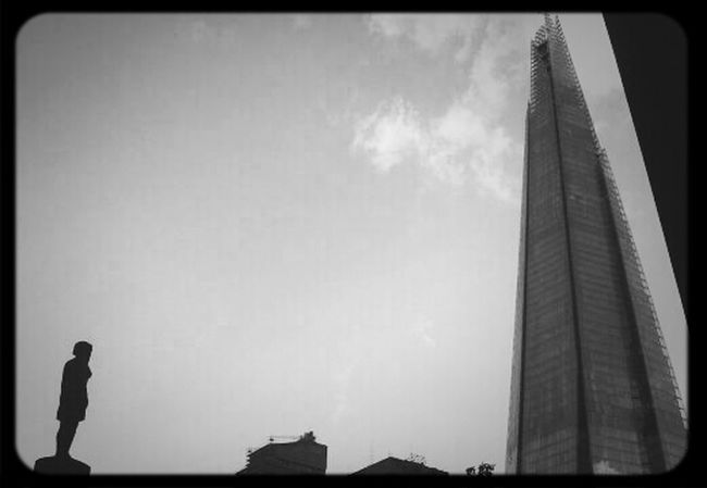 The Woman And The Shard