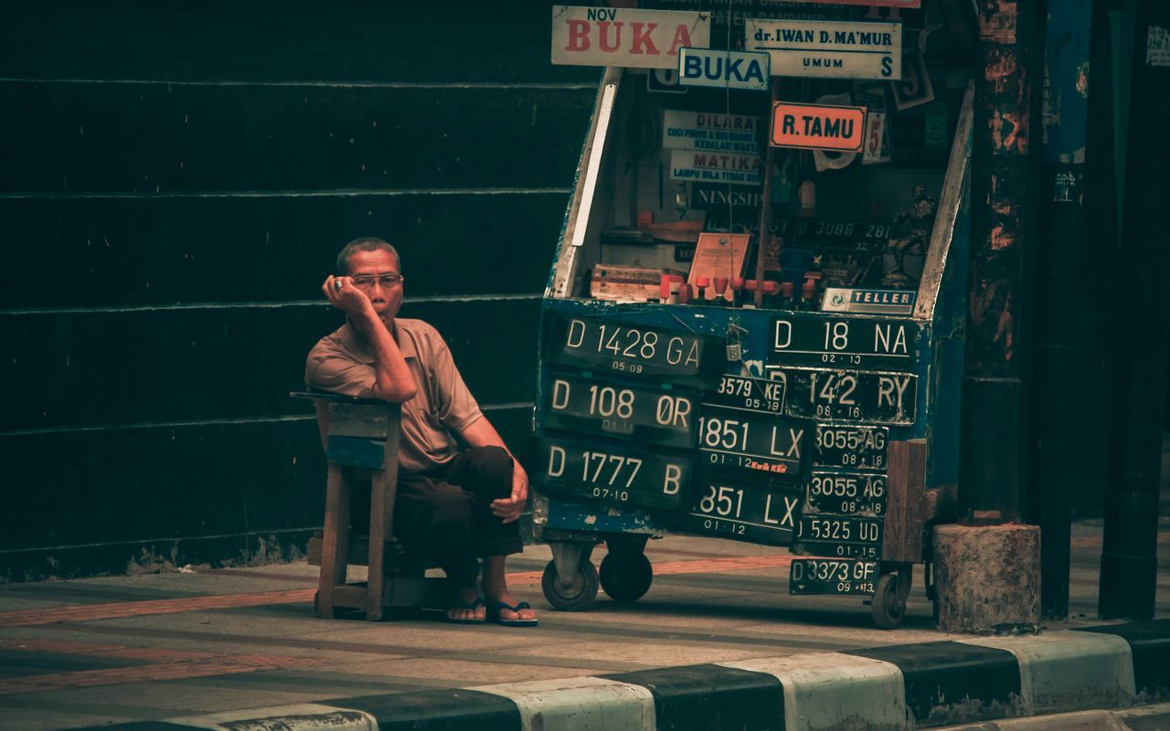 No order yet. Picturing Individuality A Game Of Tones Cinematic Emotions People Watching Bandung Showcase: November Vintage Streetphotography Streetsight Eye4photography