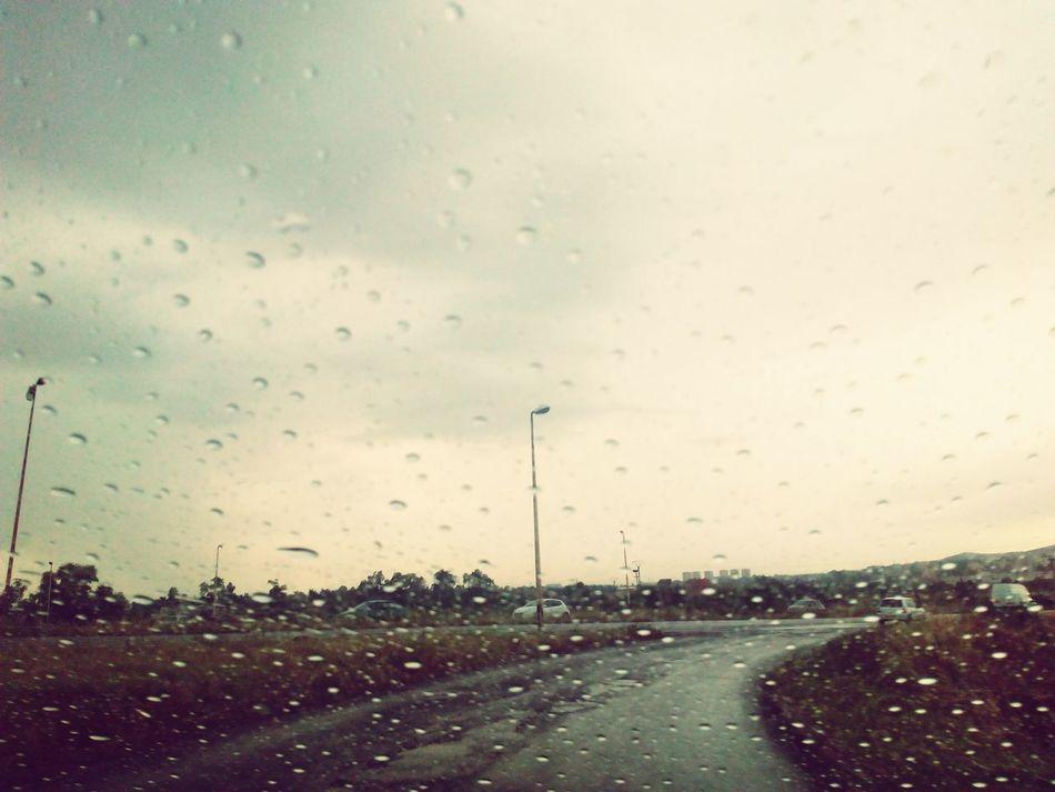 Une pluie d'été. First Eyeem Photo