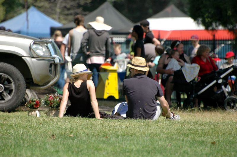 Enjoy The New Normal Outdoors People Adult Picnic Spring Summer Companionship Togetherness Mornington Racecourse Market Green Lawn Friendship Eyeemphoto Bonding Couple Man And Woman Talking Man And Woman Woman And Man Leisure Activity Sitting Relaxation Grass Happiness Group Of People Neighborhood Map The Street Photographer - 2017 EyeEm Awards