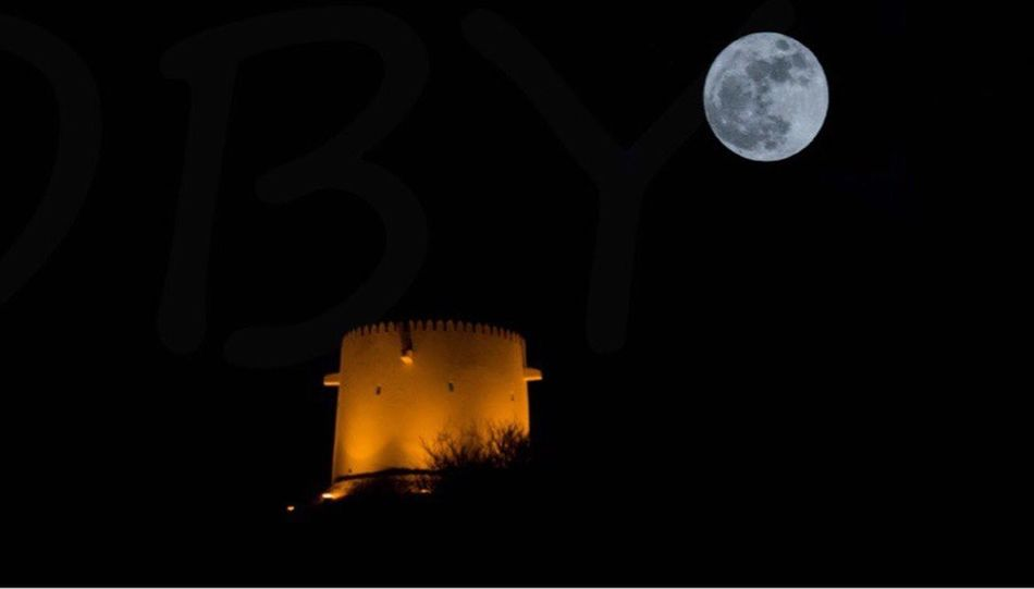 Supermoon2016 Hatta Dubai Supermoon Hattahillpark Full Moon Astronomy Planetary Moon 14.11.2016