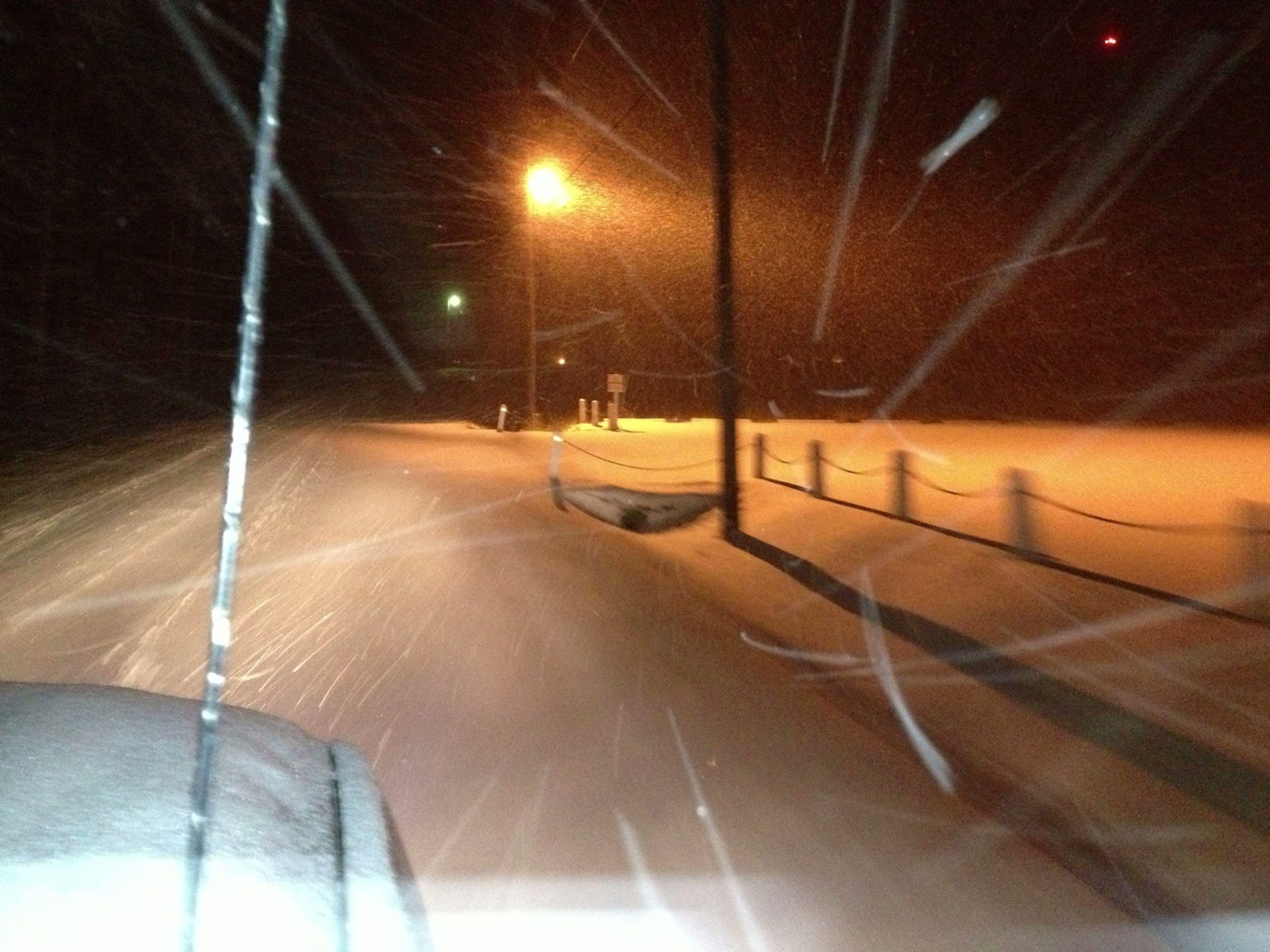 Snow!!! ❄⛄❄