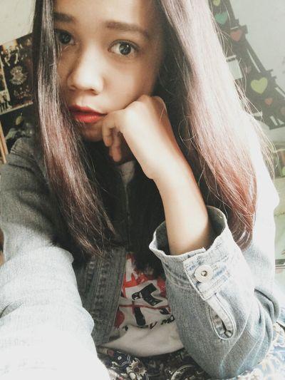 Selfie Fashion Girl Vscocam