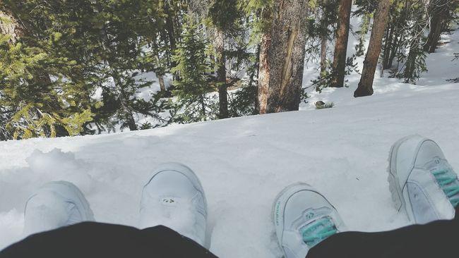 Backwoods Shredvibes Sisters Snowboarding KeystoneSkiResort