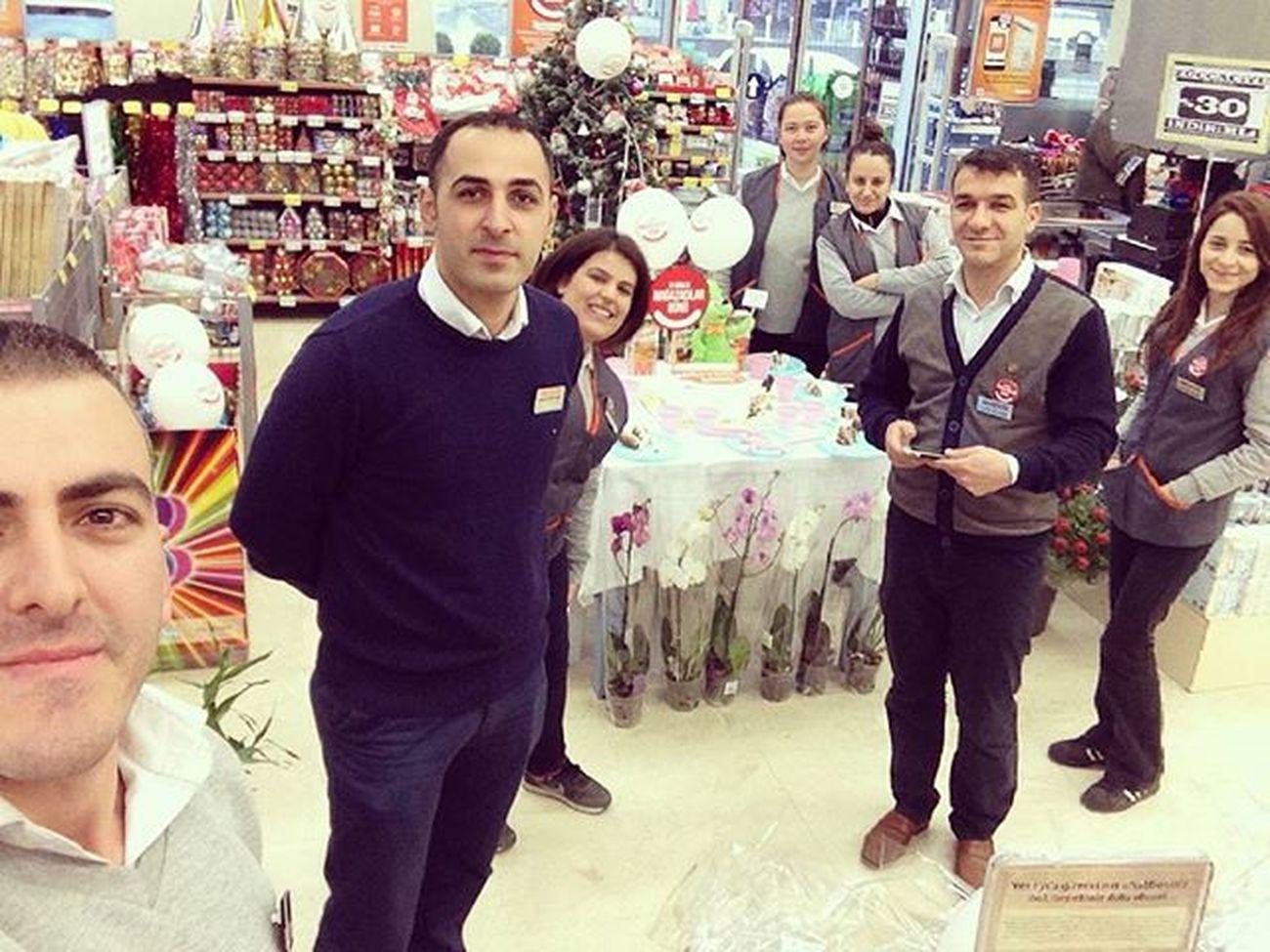 KırkpınarMMMigros 12.12.2015 mağazacılar günü Mağazacılargünü