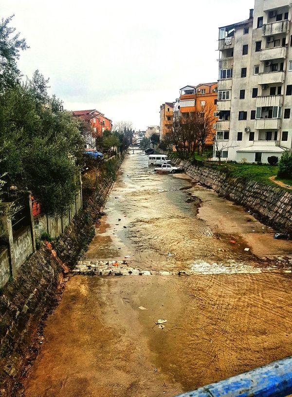 Tree Social Issues City Outdoors Water Architecture Sky Day No People Montenegro Montenegro🌊💙👈 Montenegro_love Montenegro, Budva