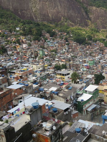 Architecture Brazil Building Exterior Cityscape Crowded Favela Favelabrazil High Angle View Life Through A Lens Residential District Rio Rio De Janeiro Street Photography Streetphotography Travel The World