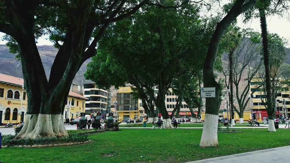 Plaza de armas Huanuco