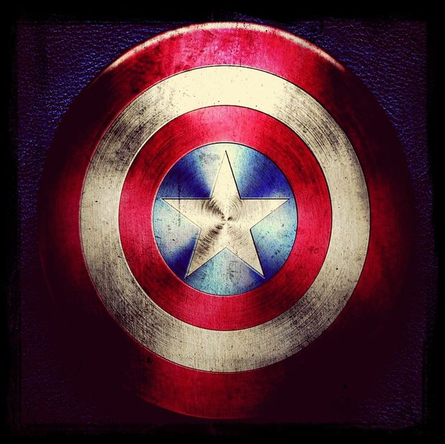 I don't admire Captain because he is sexy or cute. I admire him because he represents all the good qualities of an American soldier. Faith, loyalty, bravery, leadership, compassion. And he fights for freedom. I love you Cap! I ❤ Marvel Comics