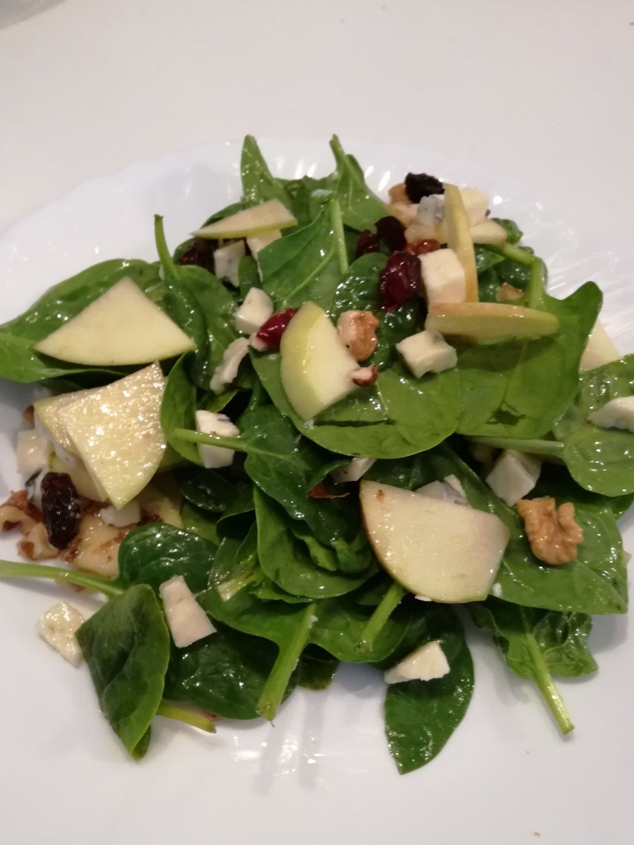 Food Green Color Healthy Eating Freshness Food And Drink No People Ready-to-eat Spinach Spinachsalad Colors