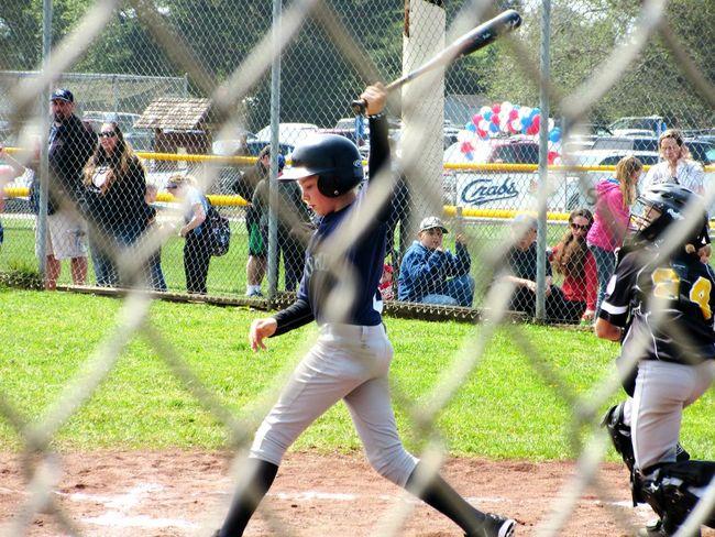 Sports Baseball My Kids