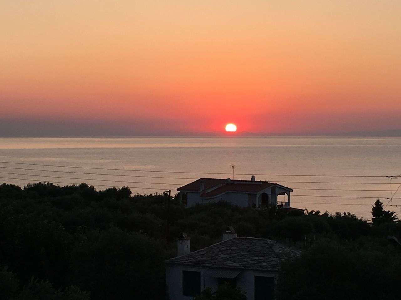 Sunrise Showcase: July ShotoniPhone6s My Own Style Of Beauty Visual Witness Around The World EyeEm Traveling EyeEm In Thassos Unedited The Purist (no Edit, No Filter)