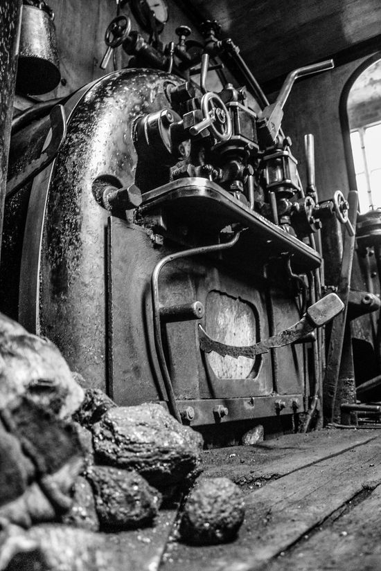 History Industry Iron - Metal No People Old Old-fashioned Steam Engine Steam Locomotive Steam Train Steam Trains Tanfield Railway The Past