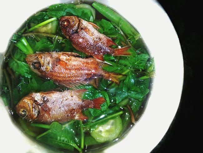 Food Porn Awards Foodphotography Eyeem Food  Eyeem Foodies Eyeem Philippines Homecooking Healthy Food Fish And Veggies Filipinofood