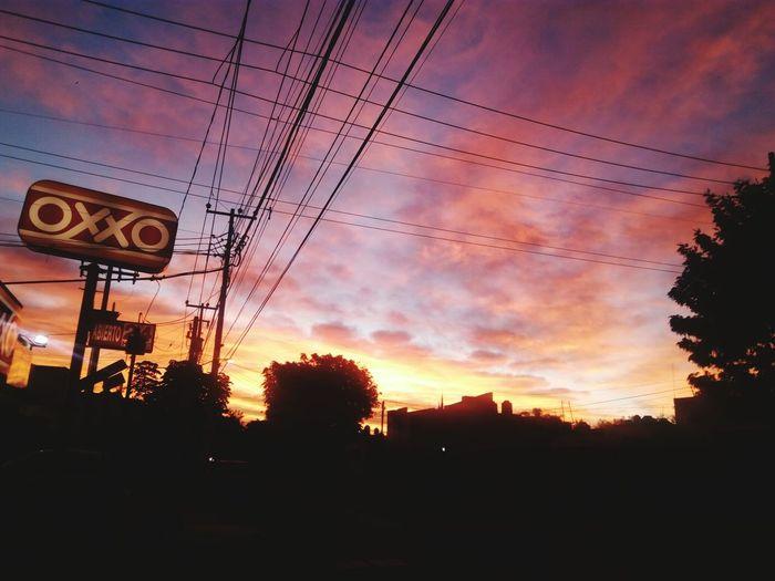 Sunset Sky Cloud - Sky Outdoors