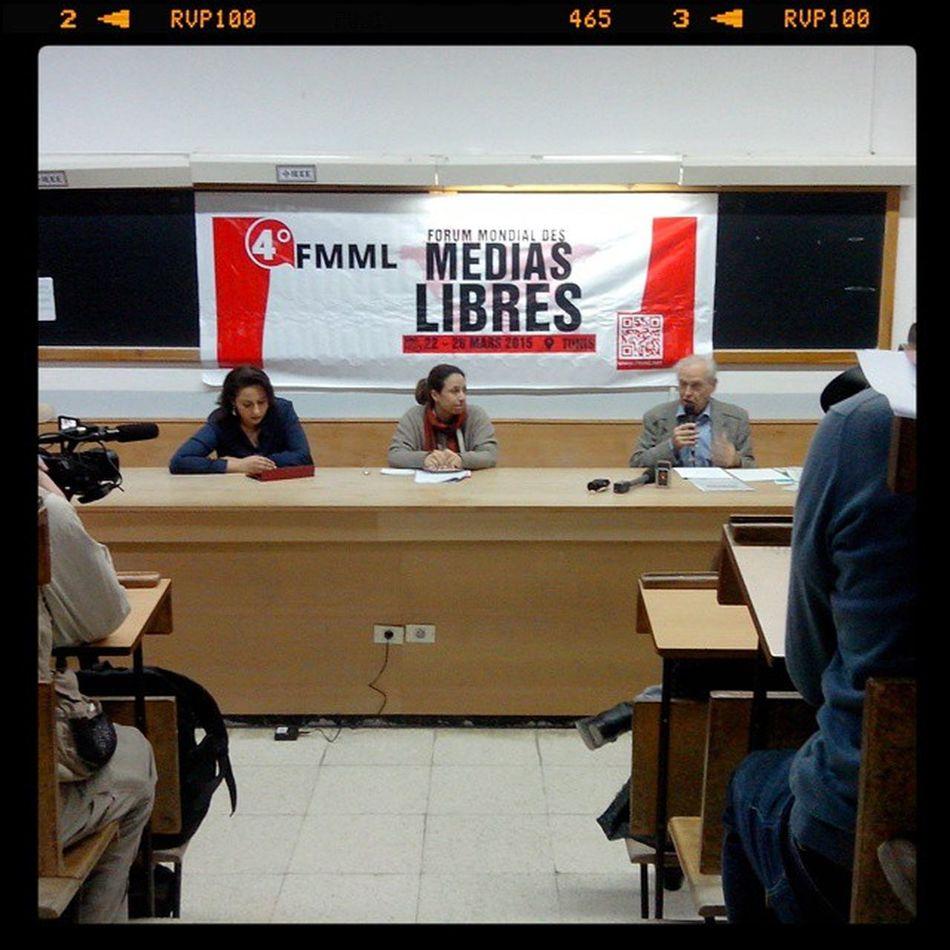"""4° FMML Forum Mondial des Médias """"Libres"""" 0_o"""