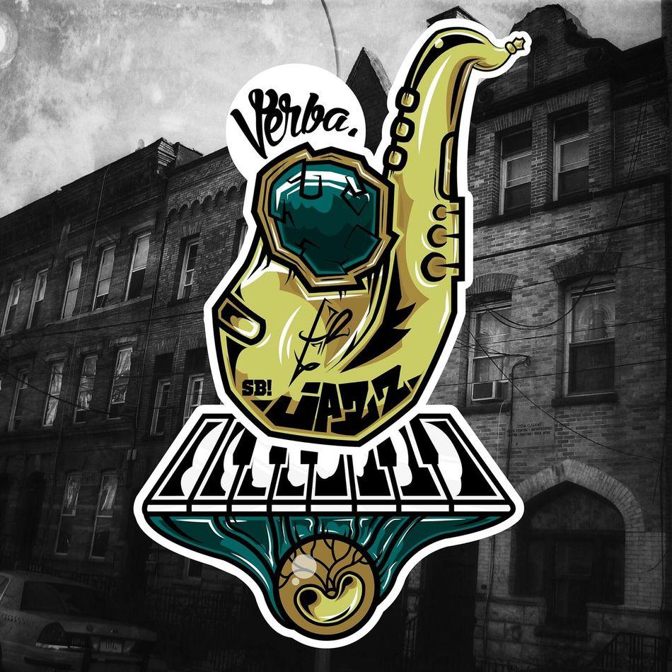 Illustration Draw Jazz Life Love Bronx Gold Hiphop Jazz Illustrator