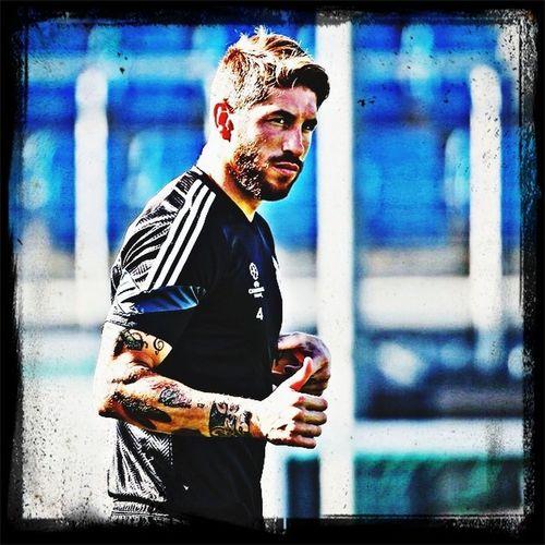 Sergio Ramos  First Eyeem Photo