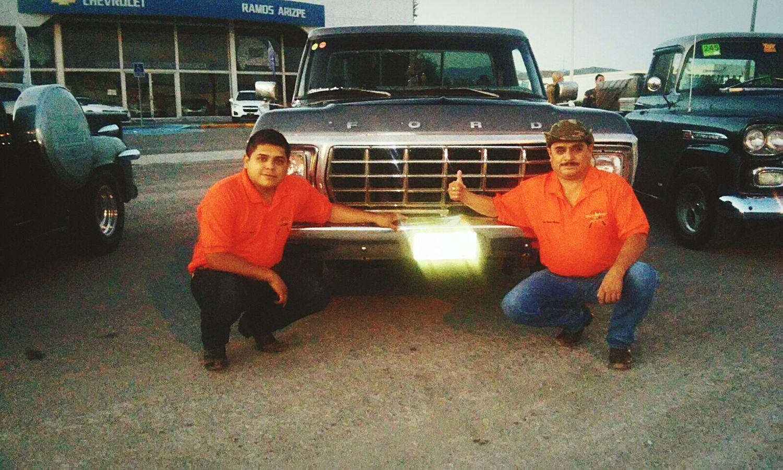 MyDad Classic Truck Vintage Truck Monterrey My Truck Ford Truck Air Suspension I Love Truck Truck