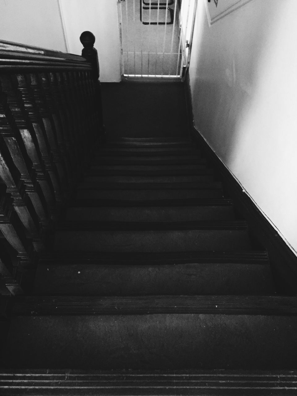steps and staircases, steps, staircase, indoors, railing, the way forward, built structure, stairs, architecture, hand rail, no people, day