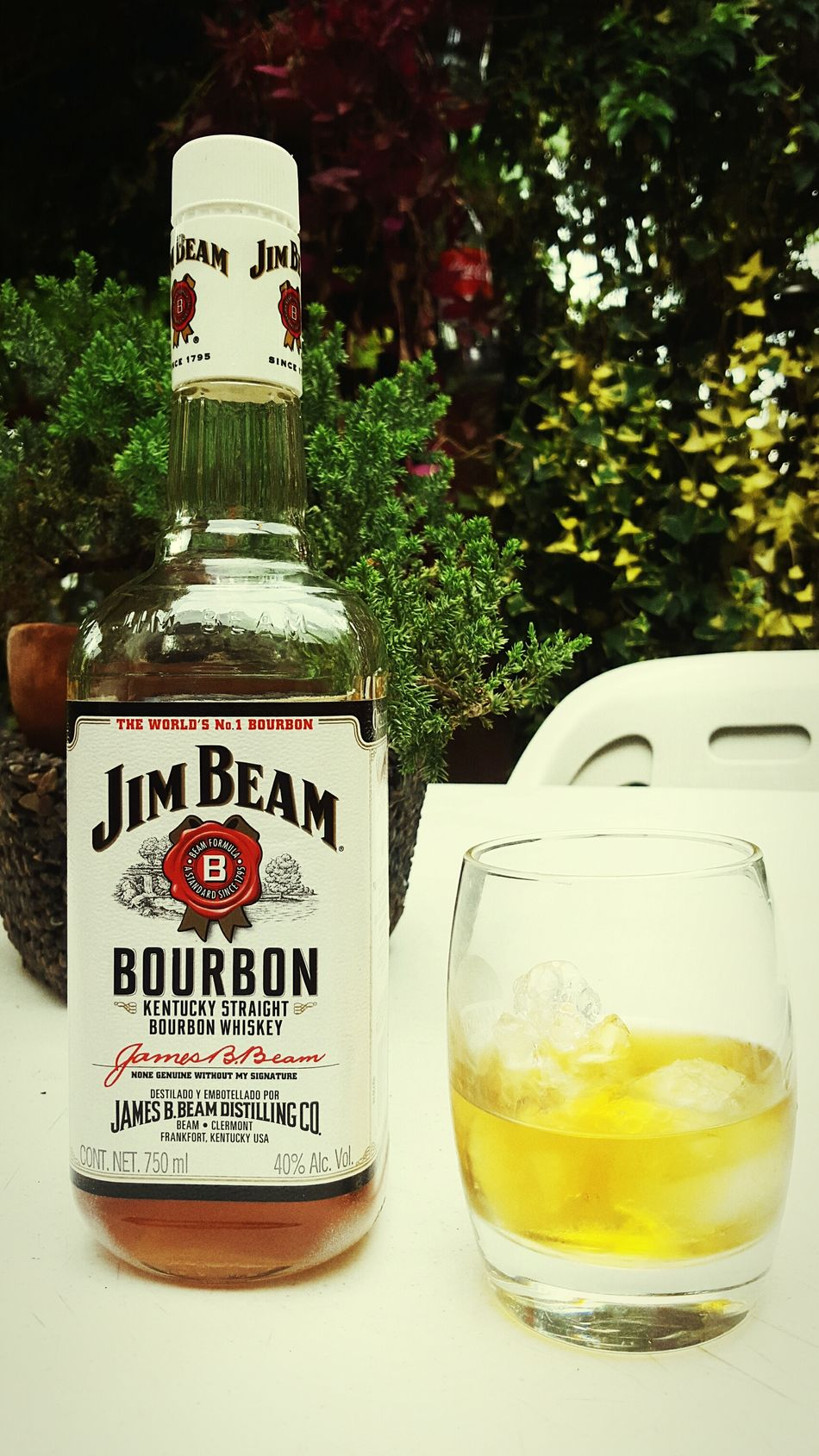 Jim Beam Bourbon Whisky Whiskey Photo By Agustín Orozco Díaz - 2015