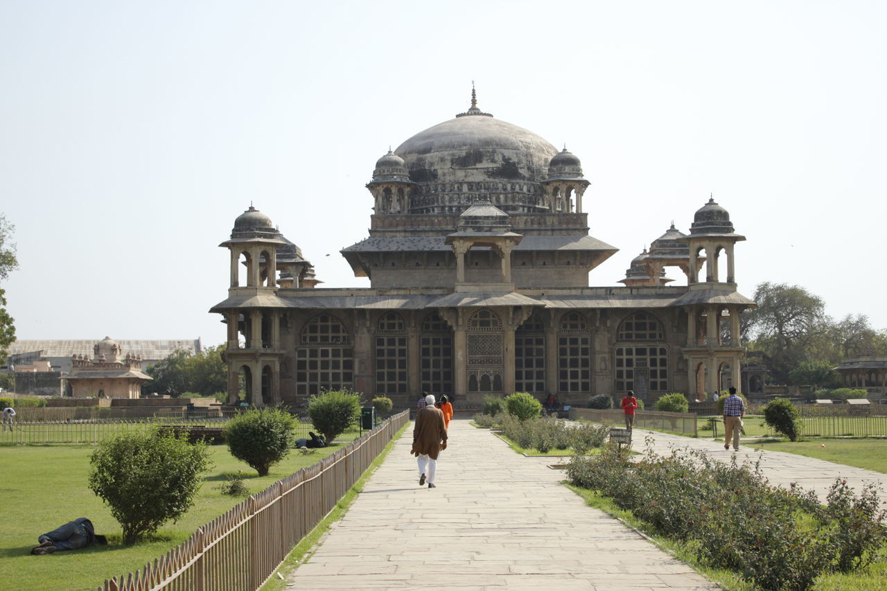 Tanzen Travel Destinations Cemetary Built Structure Gwaliorcity India Architecture Building Exterior