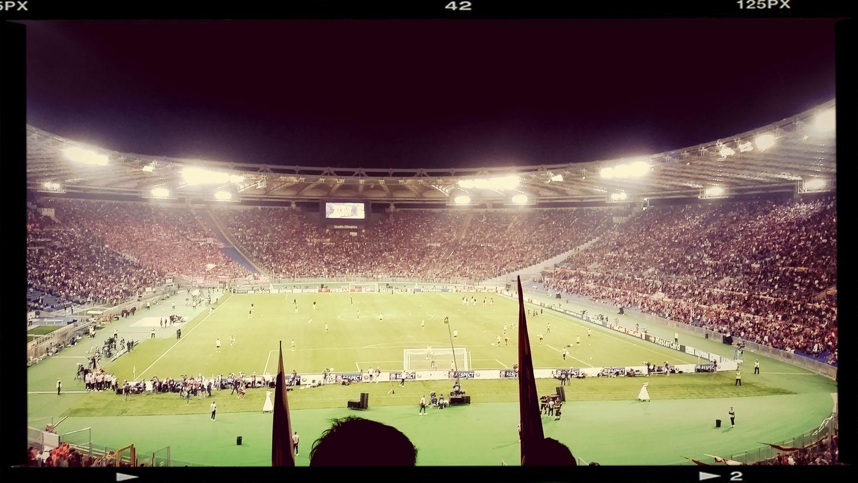 StadiOlimpico ROMA-Bayern Pieno