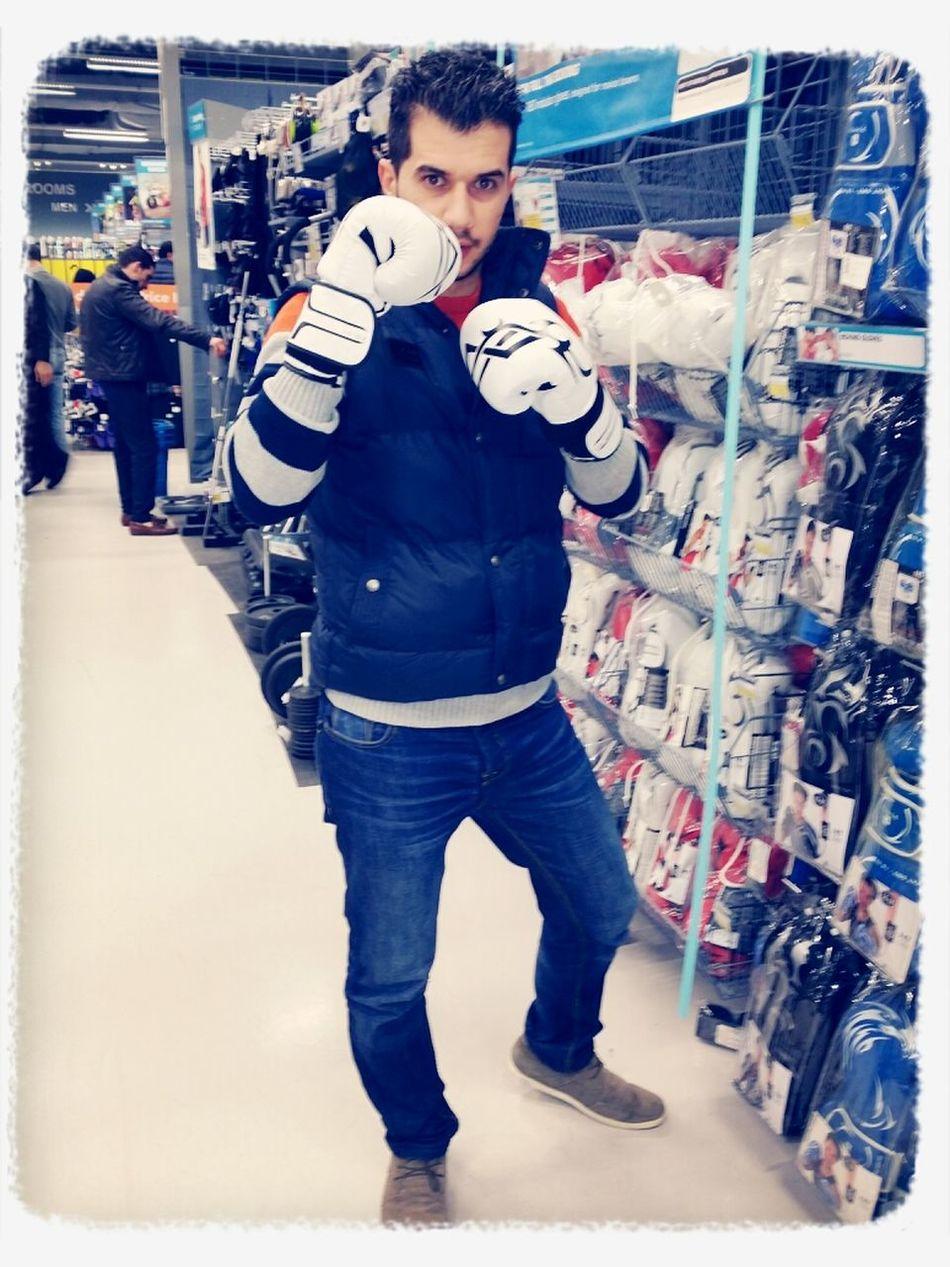 Boxing Fashion Followme Goodnight ♡