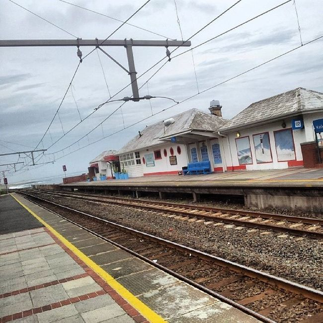 Kalk bay station Cityofcapetown Instagramcapetown