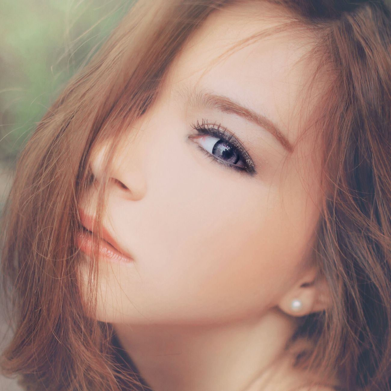 Sandra I Pretty Cute Model Portrait Beautiful Beauty Redefined