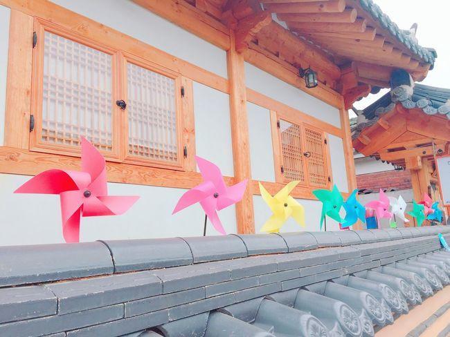 Korea Photos Jeonju Hanok Weathercock