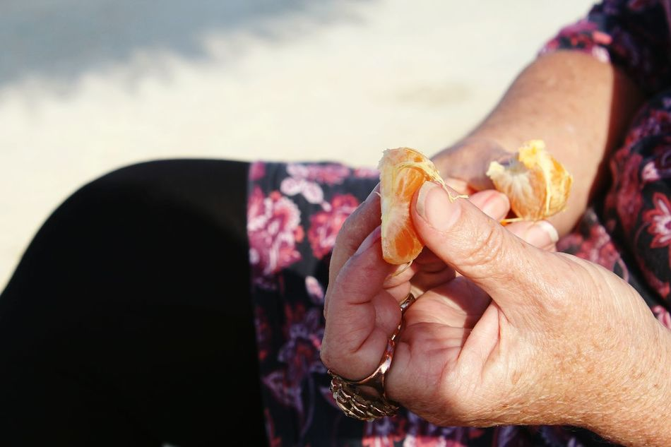 Eat More Fruit Eating Fruits Mandarines Agrumes Eating Healthy Fruits Lover Hands Of A Woman Hands Showcase March