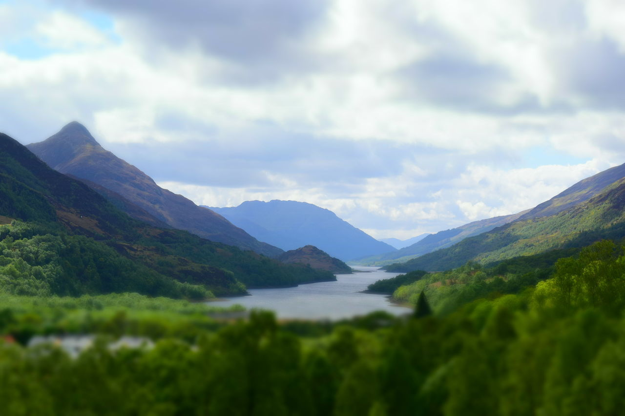 Argyll Beauty In Nature Clouds Day Glencoe Highlands Kinlochleven Landscape Loch  Loch Leven Mountain Nature No People Outdoors Peaceful Scenery Scenery Shots Scenics Scotland Scottish Highlands Sky Tranquil Scene Tranquility Water Wilderness The Great Outdoors - 2017 EyeEm Awards