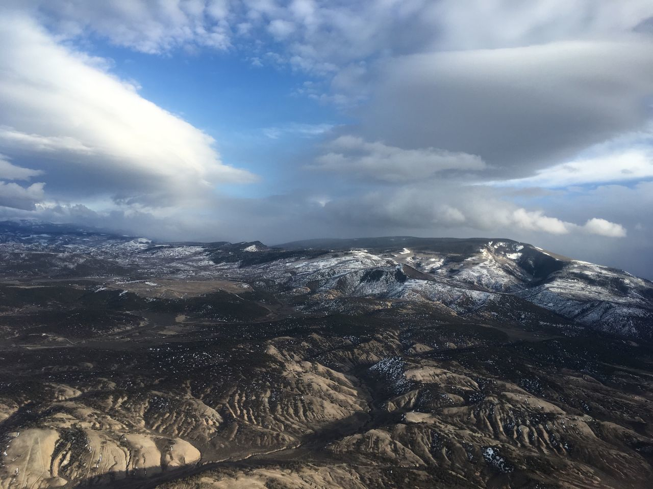 Departing the Burtonusopen via Eagle County Airport provided some amazing views from the Windowseat as I made my way to Denver and the next Snowboarding adventure