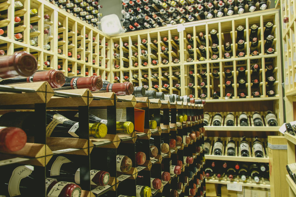 Abundance Arrangement Choice Day In A Row Indoors  Large Group Of Objects No People Shelf Variation Wine Bottle Wine Rack